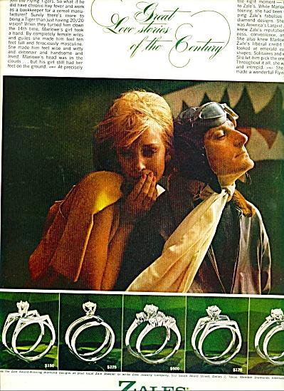 1964 - Zales jewelers ad (Image1)