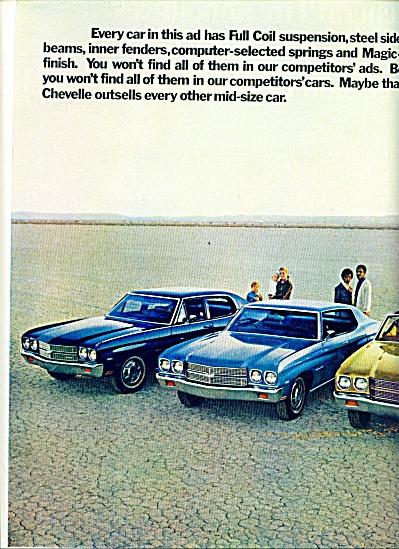 1953Chevrolet Chevelle autos ad (Image1)