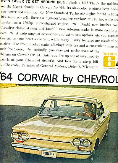 1964 -  Chevrolet Corvair automobile (Image1)