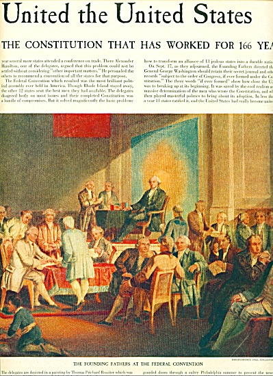 1955 -  The United States constitution story (Image1)