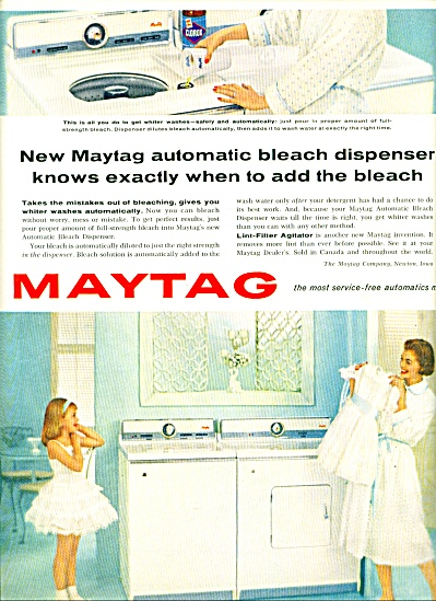 1959 - Maytag automatic washer and dryer (Image1)