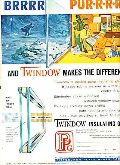 1959 - Twindow insulating glass ad (Image1)