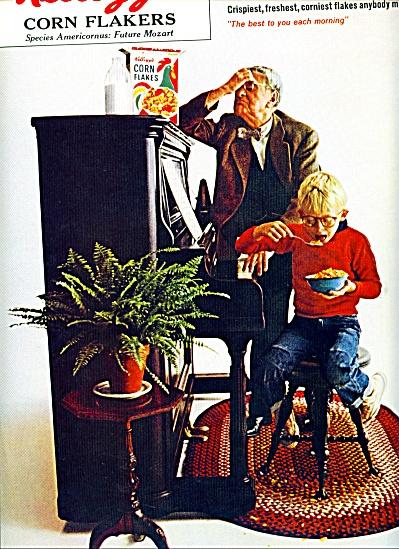 1965 - Kellogg's Corn flakes ad (Image1)