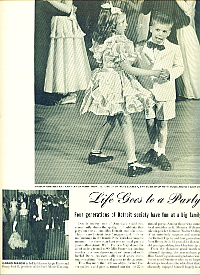 1948 -  Life goes to a party in Detroit (Image1)