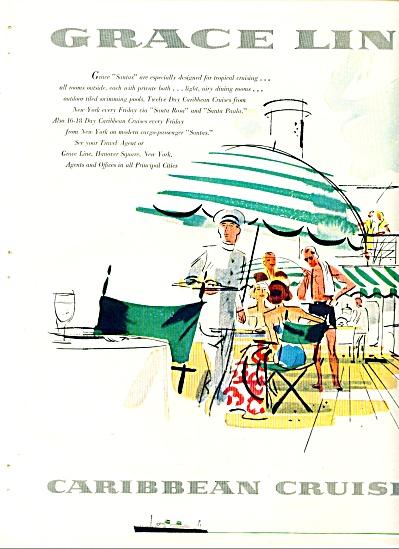 1954 - Grace Lines ad (Image1)