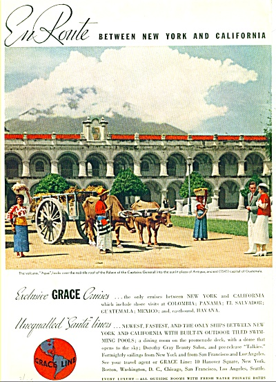 1935 -  Grace Cruises ad (Image1)