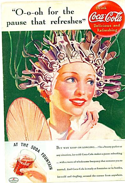 1935 -  Coca cola ad (Image1)