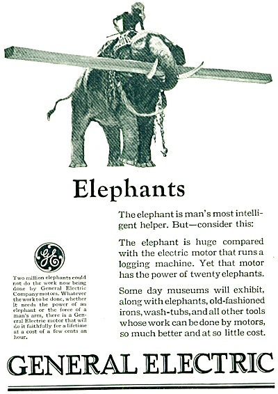 1927 -  General Electric ad (Image1)
