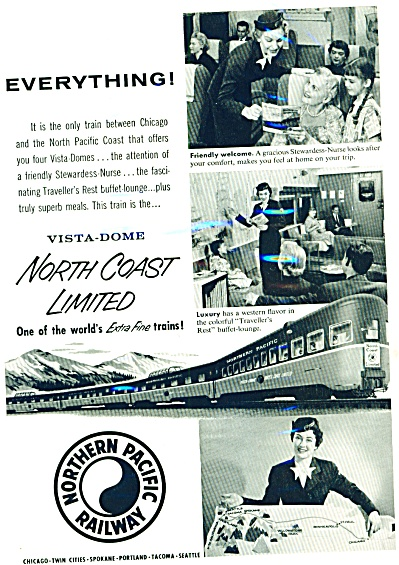 1956 -Northern pacific railways ad (Image1)