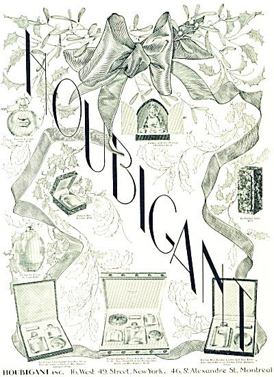 1924 -  Houbigant Inc., ad (Image1)