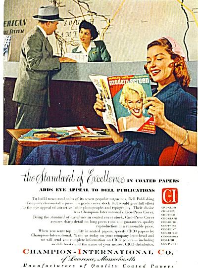 1955 - Champion-International co. (Image1)