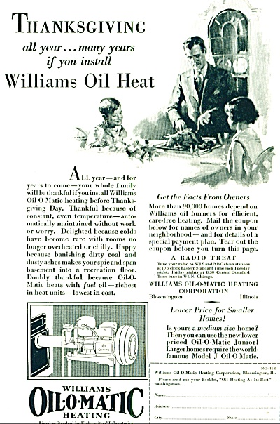 1929 - William oil-o-matic heating ad (Image1)