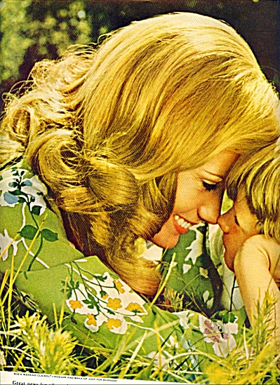 1968 - Miss Clairol color ad (Image1)