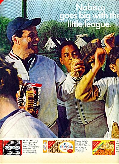 1968 - Nabisco cookies ad. (Image1)