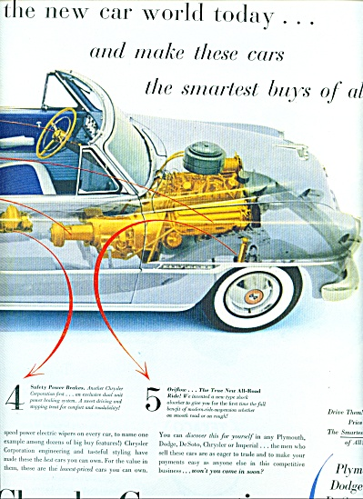1954 - Chrysler Corporation 1954