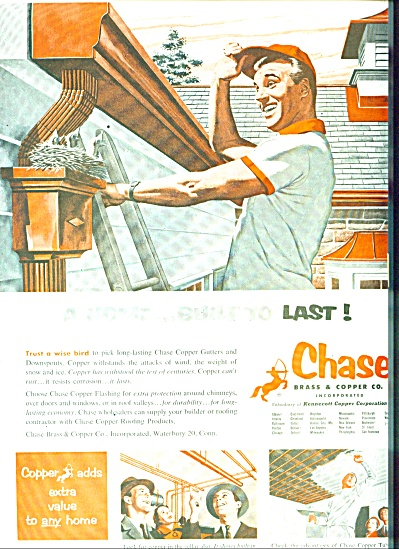 1954 -  Chase brass & copper co. (Image1)