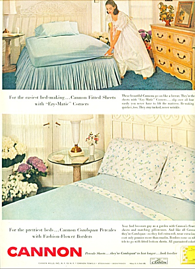1956 =Cannon towels ad (Image1)