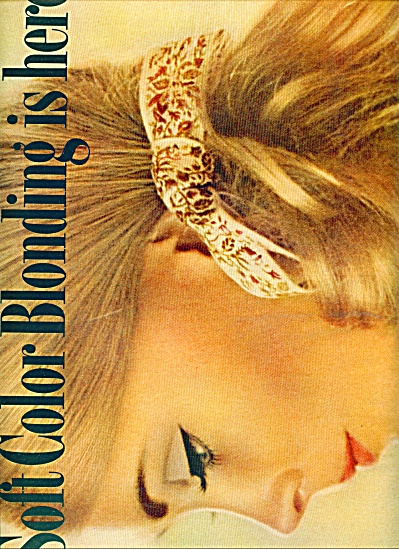 1968 -  Max Factor soft color blonde toners (Image1)