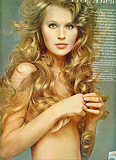 1968 -  Naturally blonde lightener from Clair (Image1)