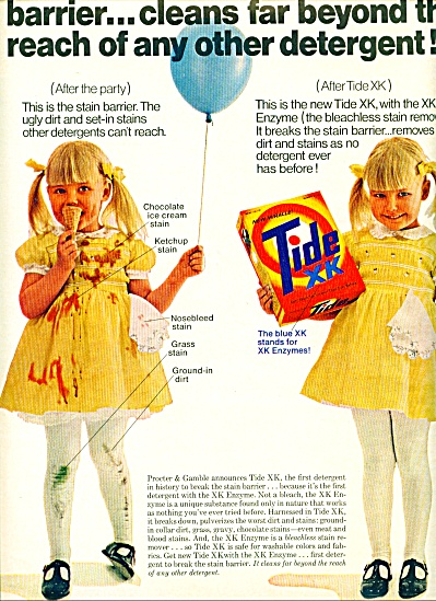 1968 -  Tide washing machien soap ad (Image1)