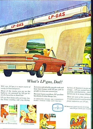 1946 -  L P Gas ad (Image1)