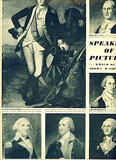 1948 - Speaking of Picture: George Washington (Image1)