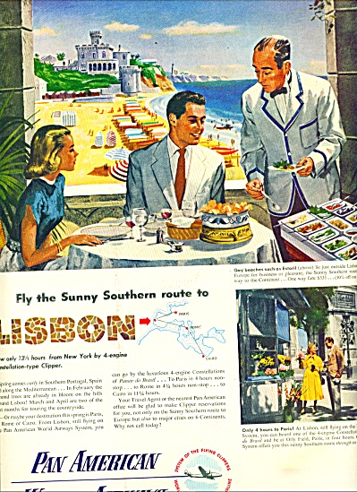 1948-Pan American world airways ad (Image1)