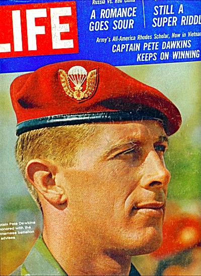 1966 - PETE DAWKINS  in Vietnam (Image1)