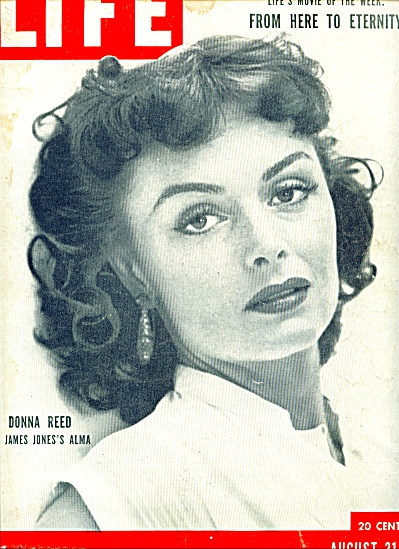1953 -  DONNA REED  picture (Image1)
