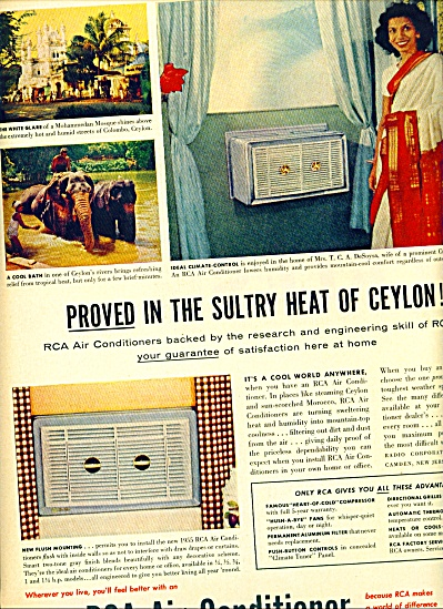 1955 -  RCA air conditioner ad (Image1)