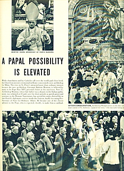 1955 -  Papal Possibility is elevated story (Image1)
