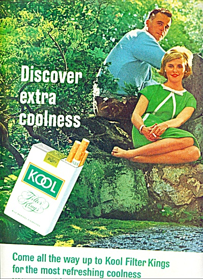 1965 -  Kool filter kings cigarettes ad (Image1)