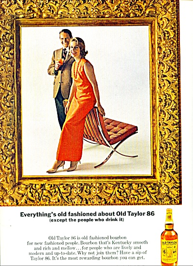 1965 -  Old Taylor 86 ad (Image1)
