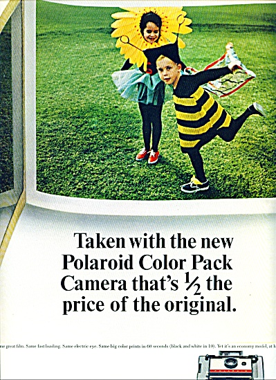 1965 -  Polaroid color pack camera (Image1)