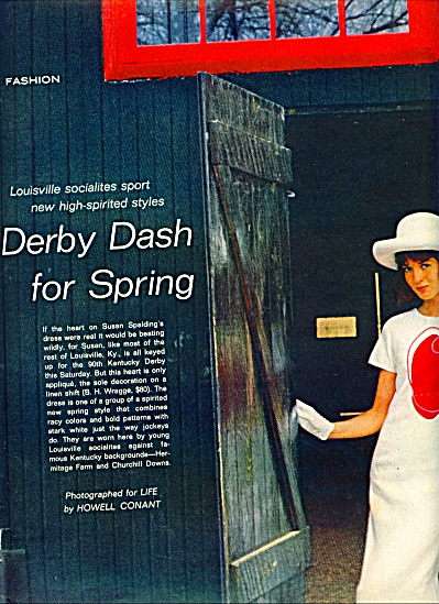 1964 -Derby Dash for spring - Louisville (Image1)