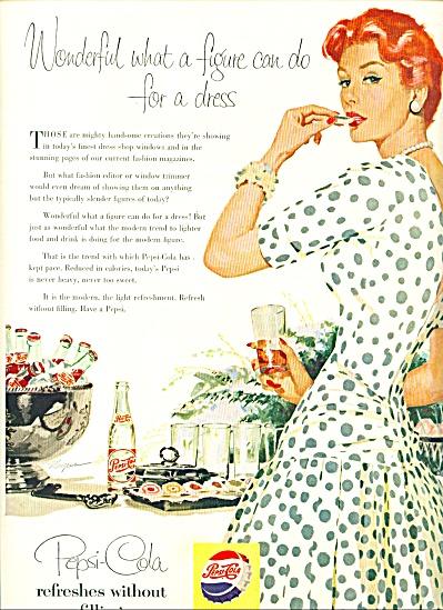 1955 -  Pepsi Cola ad (Image1)