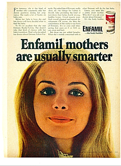 1970 -  Enfamil, the body builder ad (Image1)