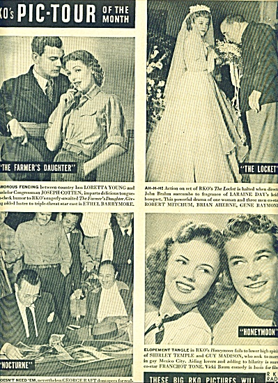 1946 - RKO Pictures of the month (Image1)