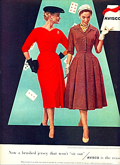 1956 -  Aviso - Malvisco fabric. ad (Image1)
