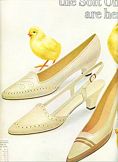 Naturalizer shoes ad (Image1)