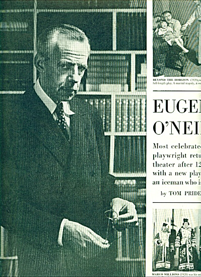 1946 -  EUGENE O'NEILL - playwright (Image1)