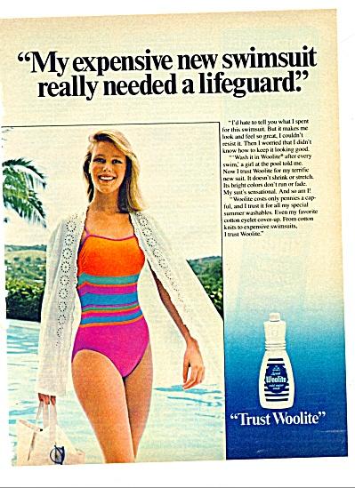 1981 -  Woolite soap ad (Image1)