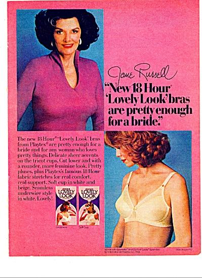 1981 - Lovely look bra  =JANE RUSSELL (Image1)