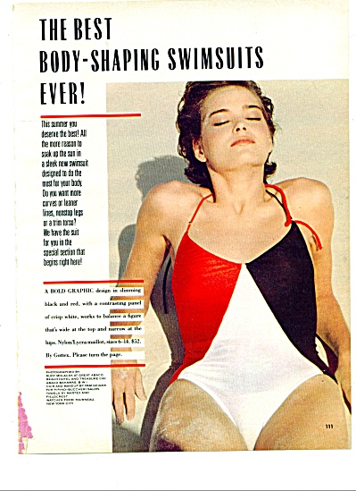 1982 -  The best body shaping swimsuits ever! (Image1)