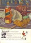 1959 Johnnie Walker TRIUMPH Harold Von Schmid