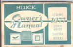 Click here to enlarge image and see more about item 012203AP: 1977 Buick Riviera Electra Owners Manual +++