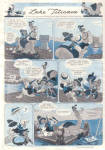 Click here to enlarge image and see more about item 020905Z: 1942 MICKEY MOUSE Good Neighbor Page