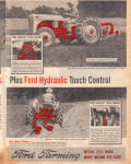 Click to view larger image of 1947 Ford Tractor IMPLEMENT Farming Farm ad 2 (Image2)