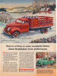 1947 STUDEBAKER Pine Hill Dairy Farm OHIO Tru