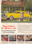 1949 STUDEBAKER Land Cruiser Heatherwood AD